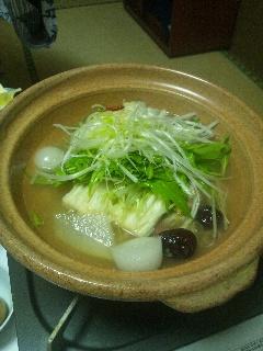 薬膳鍋 before