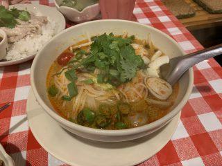 タイ料理 コ!ピーピー 溝の口店 トムヤムヌードル