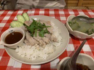 タイ料理 コ!ピーピー 溝の口店 カオマンガイ